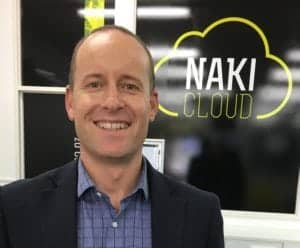Ryan Eagar, Director, NakiCloud