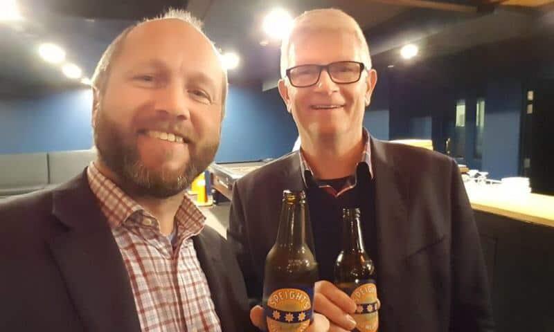 Ryan Ashton and Mark Loveys, AFQY Dunedin, September 2017