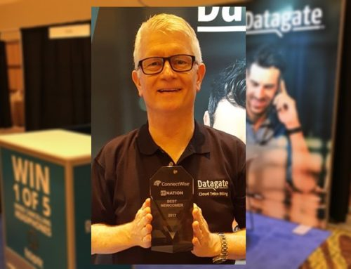 Datagate generates buzz at U.S. technology conference