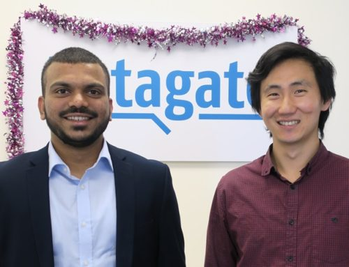 Datagate growth spurs new appointments