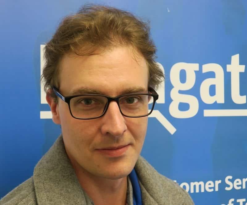Brett Rider, Datagate Sales Development Representative