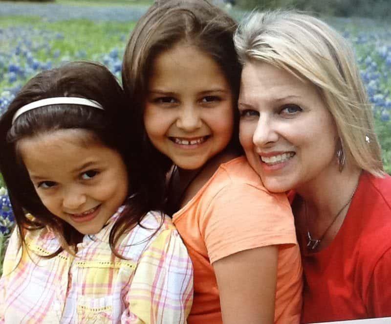 Laurie Sheranko, Treasurer/Secretary, RHWSC, with her kids