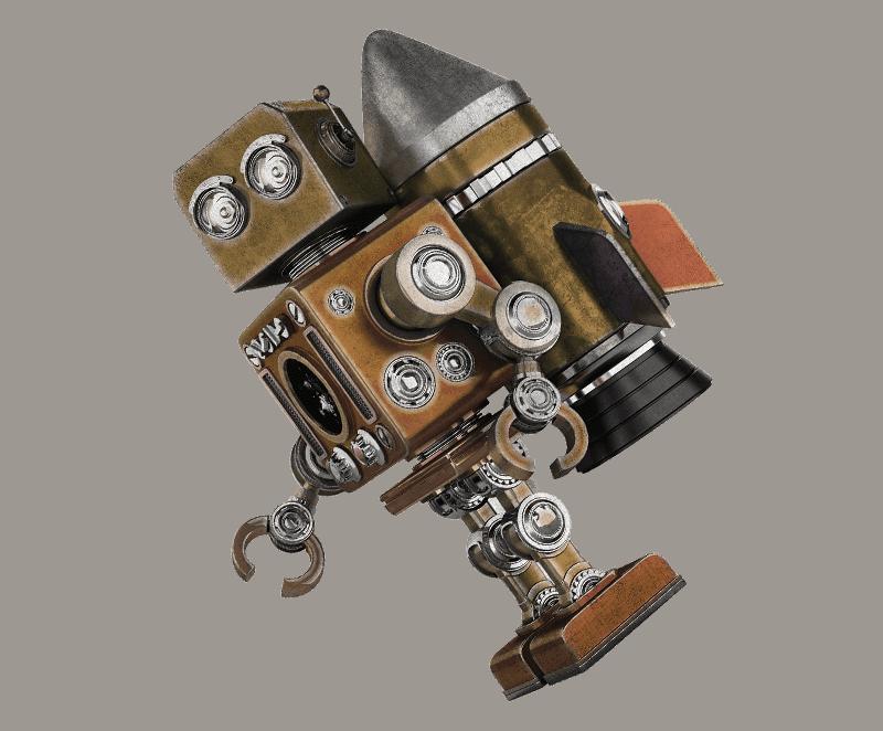 Devoli Datagate case study - robot