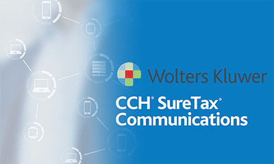 Datagate Telecom Billing with Optional CCH SureTax Integration