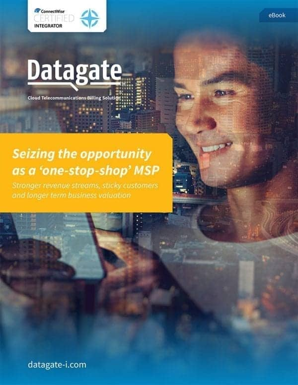 Datagate eBook (US): Seizing the opportunity as a 'one-stop-shop' MSP | October 2018 | Registration required