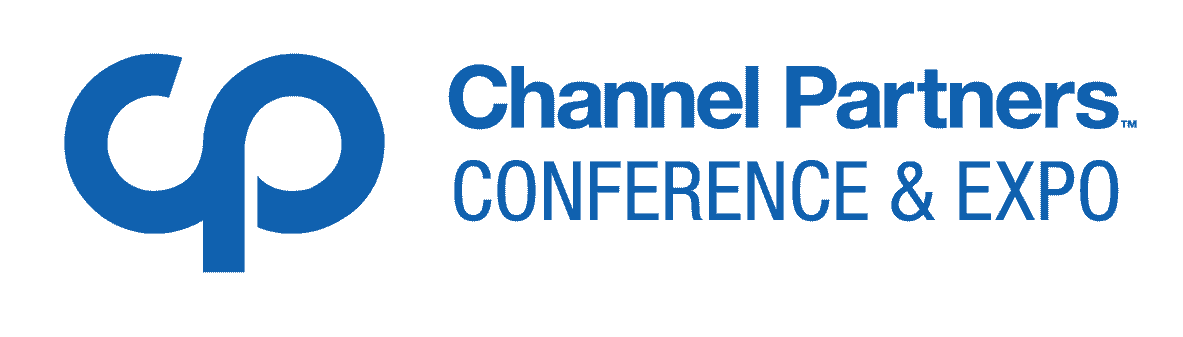 Channel Partners Conference & Expo logo - Blue horizontal