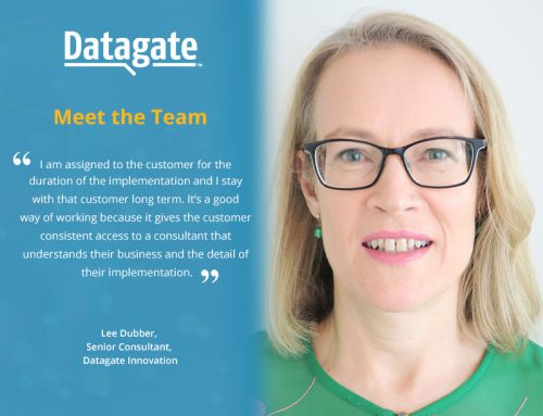 Meet the Datagate team: Lee Dubber
