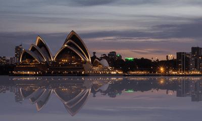 Sydney Australia | Datagate Sydney office | Monika Haefliger, Pixabay