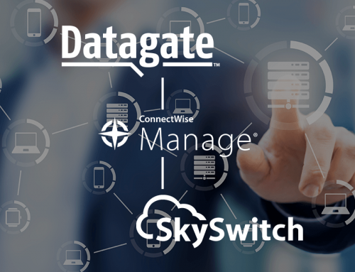 Datagate and SkySwitch to Showcase End-to-End ConnectWise Integrations This Week Vectors 2019 and ConnectWise IT Nation Connect Events In Orlando