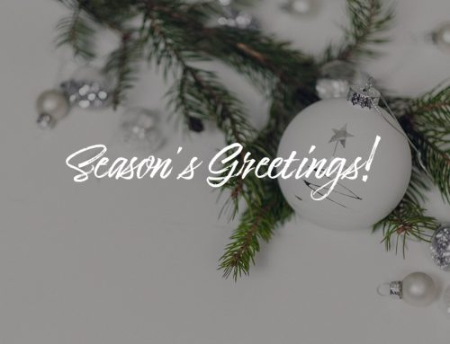 Season's Greetings from Datagate