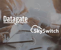 Datagate & SkySwitch partnership benefits telecom resellers | banner