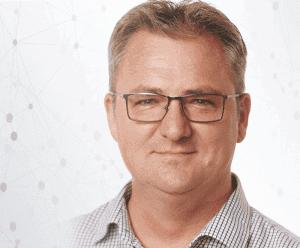 Geof Robinson, Telesmart CTO | Datagate client