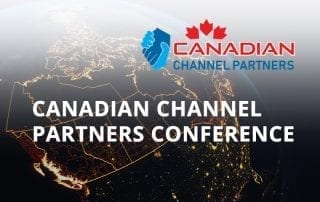 Canadian Channel Partners Conference banner