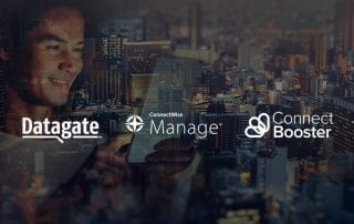 Webinar banner: Datagate integrates with ConnectBooster via ConnectWise Manage
