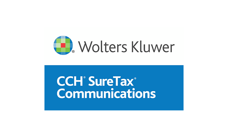 Datagate - certified CCH SureTax integration