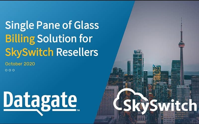 Webinar rewind: Datagate, SkySwitch and Charleston Telecom | Banner