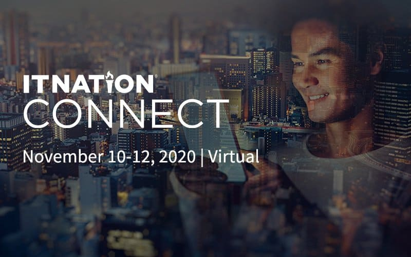 Datagate @ IT Nation Connect 2020 - Virtual | Banner