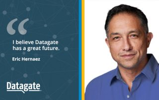 Eric Hernaez Datagate Board Appointment Announcement image | 800x500